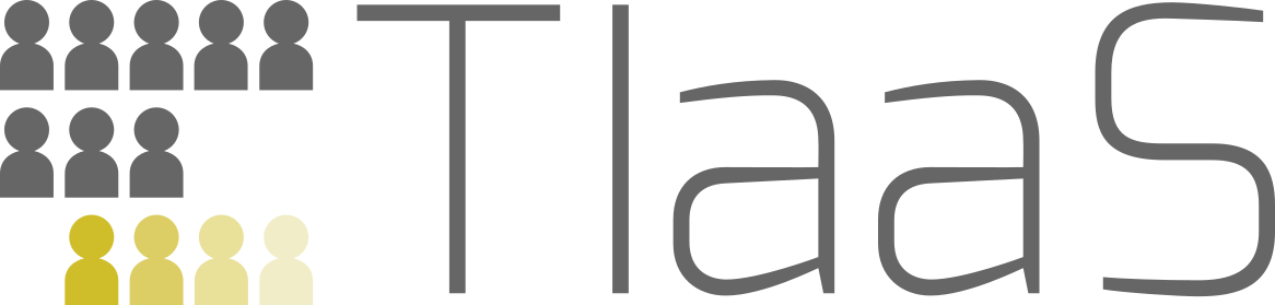 tiaas logo depicting people in queues
